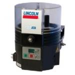 Lincoln P401, 1KG, 230 AC met timer, 6 uitgangen vertikaal, vierkante stekker