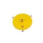 Vatdeksel Ø340-395 mm, 30-50 KG