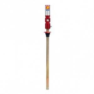 Pneumatische oliepomp 5:1 voor vaten 180/220 ltr.