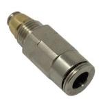 Insteekkoppeling (HD 6mm incl terugslagklep tbv SSV(D)