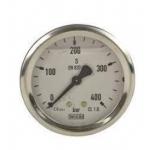 Manometer 0-400 bar
