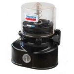 Lincoln vetpomp P502, 1 KG, 12 Volt, 1K6 pompelement incl. timer, 2e aansluiting