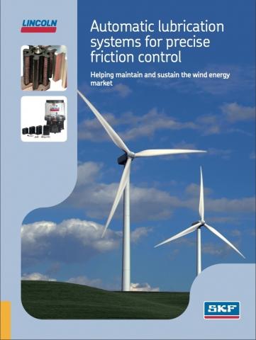 Windenergie smeersystemen