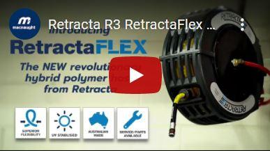 Macnaught Retracta Flex Video