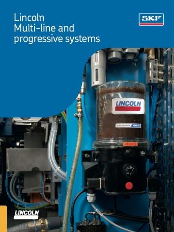 Lincoln Multi-Line en Progressieve Smeersystemen