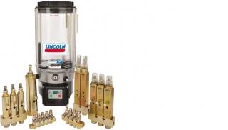 Lincoln P603 + SL injectoren