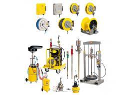 Meclube olie & vetapparatuur