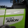 Lincoln Centrale Handsmering - Claas Arion 630