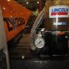 Montage smeersysteem Hitachi Wheelloader